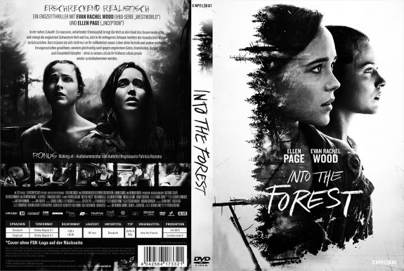 Into the Forest-Patricia Rozema-2015-film-DVD cover