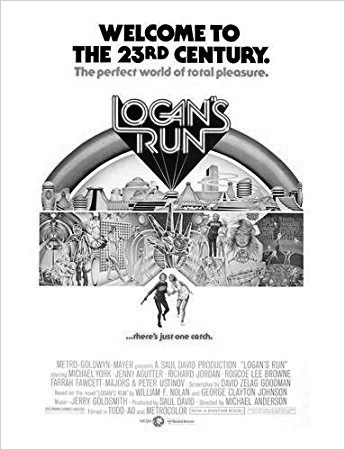 Logans Run-film poster