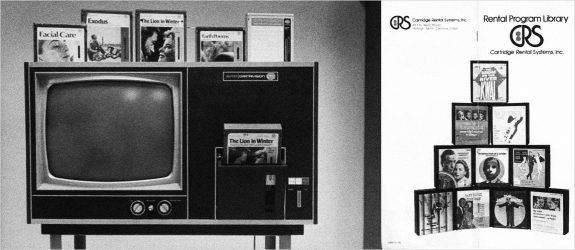 Cartrivision-1972-1973-video recorder and rental catalogue