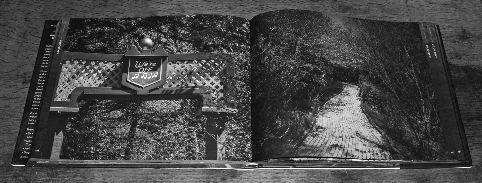 Seph Lawless Abandoned Theme Parks Book 01 A Year In The Country