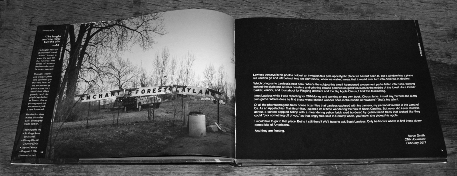 Seph Lawless Abandoned Theme Parks Book 02 A Year In The Country