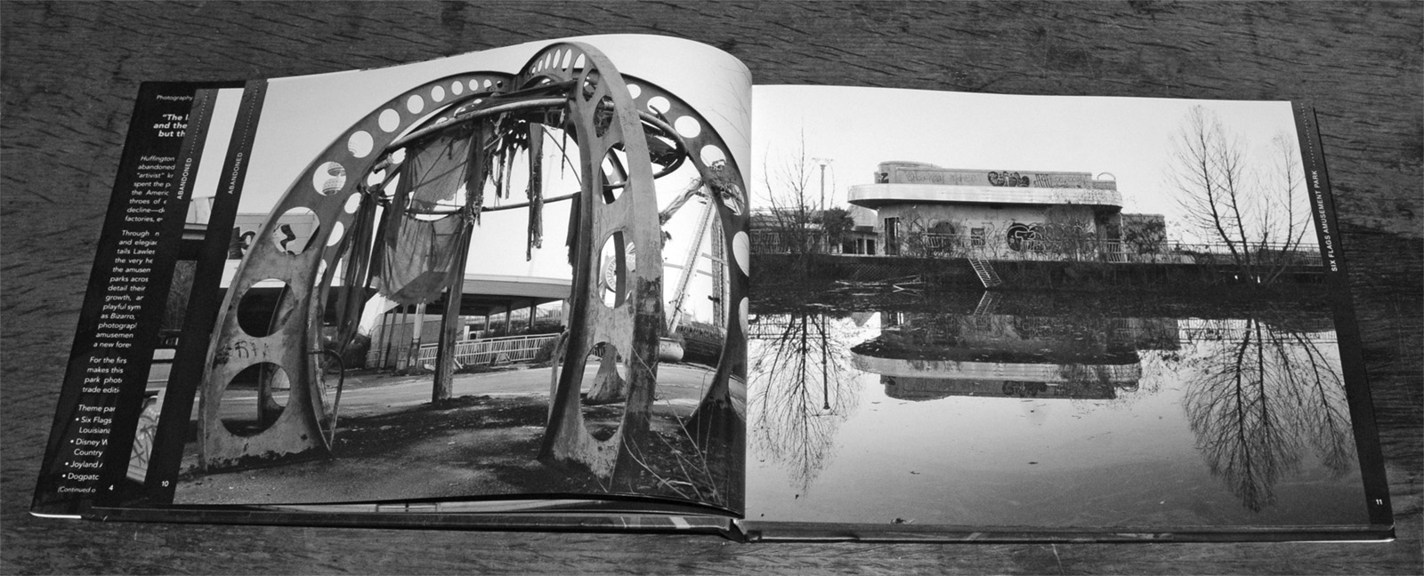 Seph Lawless Abandoned Theme Parks Book 04 A Year In The Country